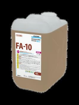 食器&器具洗浄機用液体洗剤 FA-10(アルミ対応)