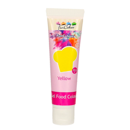 FunColours Colorante Gel Amarillo