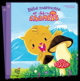 PF4 - Bébé marmotte et les champis