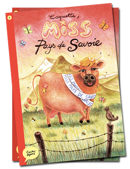 CA05 - Coquette, Miss Pays de Savoie
