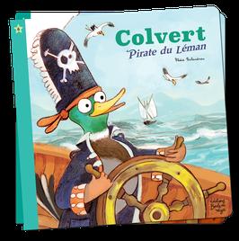 PF6 - COLVERT pirate du Léman