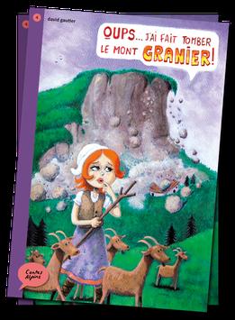 CA04 -Oups, j'ai fait tomber le Mont Granier