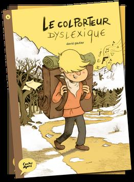CA06- Le colporteur dyslexique