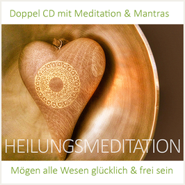 Doppel-CD Heilungsmeditation & Mantras