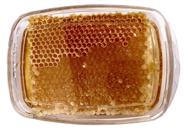Bienenwabe 500g