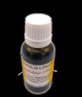 Propolislösung  20% in 20ml Flasche