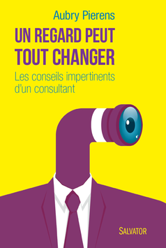 """Enregistrement """"Un regard peut tout changer"""" par Aubry Pierens"""