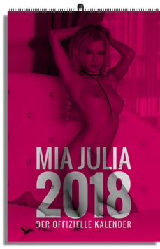 Mia Julia Kalender 2018 (Regular Edition)
