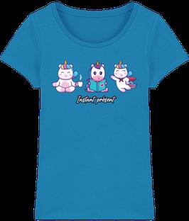 Tshirt femme / 3 licornes