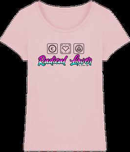 Tshirt femme / Radical Lover