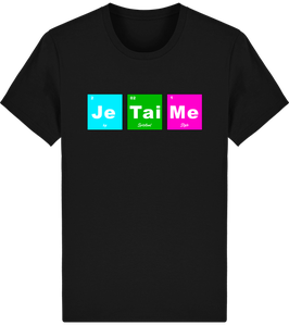 Tshirt homme / Je T'aime Chimical