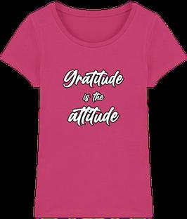Tshirt femme / Gratitude