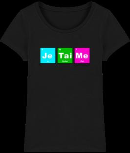 Tshirt femme / Je T'aime Chimical