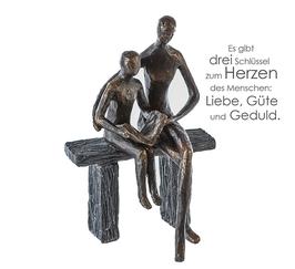 "Skulptur ""Teaching"""