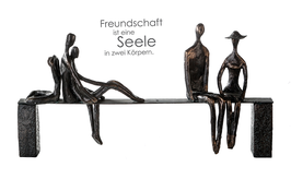 "Skulptur ""Leisure"""
