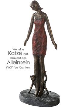 """Skulptur """"Mistress"""""""
