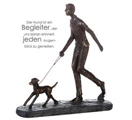 """Skulptur """"Auslauf"""""""