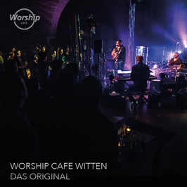 CD der Worship Café Band Witten