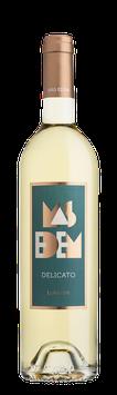 Delicato Blanc 2019 (6 bouteilles)  -  AOP Luberon, en convers. bio.