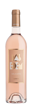 Delicato Rosé 2020 (6 bouteilles) - AOP Luberon, bio