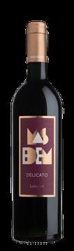 Delicato Rouge 2019 (6 bouteilles) - AOP Luberon, en convers. bio