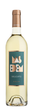 Blanc, Cuvée Délicato - 75 cl. sold by carton of 6 bottles