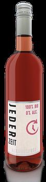JEDERZEIT Rosé - Alkoholfreier Biowein