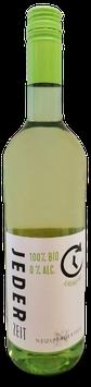 JEDERZEIT Weiß - Alkoholfreier Biowein