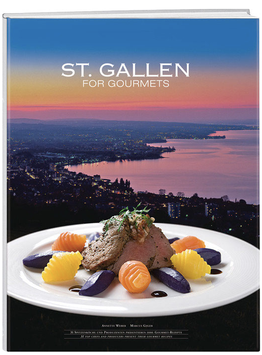 Annette Weber: St. Gallen for Gourmets