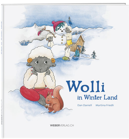 Wolli in Winter Land
