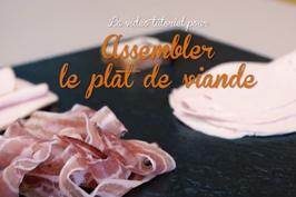 VIDEO TUTORIEL – LE MATERIEL DIDACTIQUE POUR ASSEMBLER LE PLAT DE VIANDE (FRANZÖSISCH)