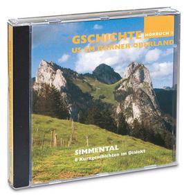 Hörbuch: Berner Oberland –Simmental