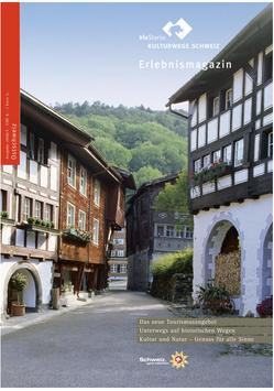 Viastoria – Magazin Ostschweiz