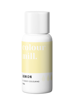Lemon Colour Mill