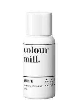 White Colour Mill