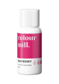 Raspberry Colour Mill