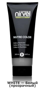 Оттеночная красящая гель-маска для волос — NUTRE COLOR MASK Nirvel (краситель прямого действия) 200 мл.