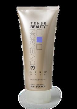 Разглаживающая маска для вьющихся волос TENSE