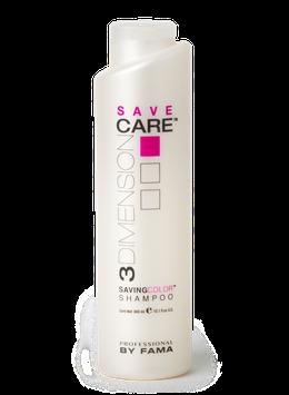 Шампунь для защиты цвета окрашенных волос BY FAMA SAVE