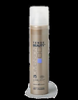 Термозащитный гель для выпрямления вьющихся волос TENSE BY FAMA