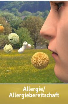 """Karte """"Allergie / Allergiebereitschaft"""""""