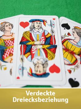 """Karte """"Verdeckte Dreiecksbeziehung"""""""