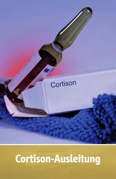 """Karte """"Cortison-Ausleitung"""""""