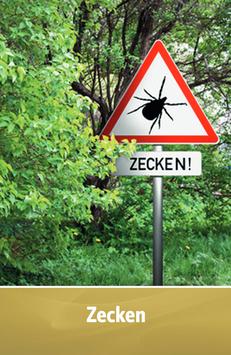 """Karte """"Zecken"""""""