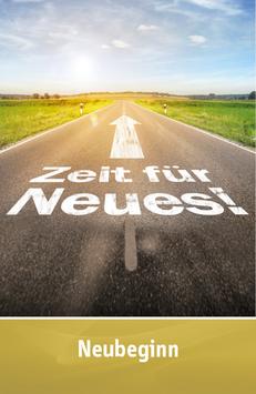 "Karte ""Neubeginn"""