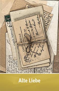 """Karte """"Alte Liebe"""""""
