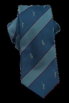 Krawatte mit Golfspieler (GK004)