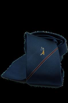 Krawatte mit Golfspieler (GK002)