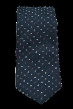 Krawatte mit maritimen Motiven (MK023)
