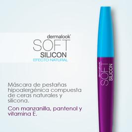 MÁSCARA DE PESTAÑAS SOFT SILICON